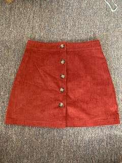 Ally skirt size 10 but would best fit an 8