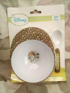 Mickey Bowl Set(Bnew)