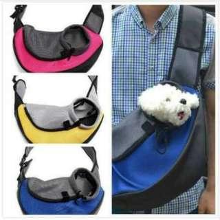 Tas anjing pet carrier ransel anjing hewan