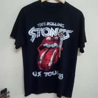 Vintage Rolling Stones Shirt (M)