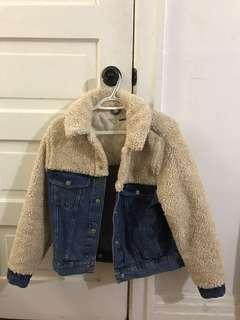 Topshop jacket us 6