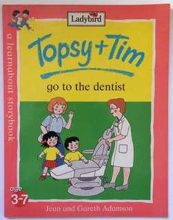 Topsy + Tim go to the dentist