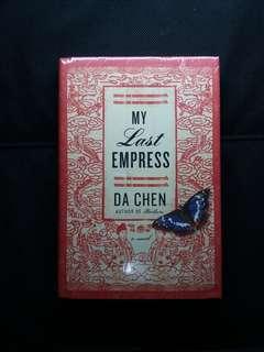 My Last Empress  By Da Chen