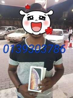 IPhone X's max 64gb 3999rm 0139303796