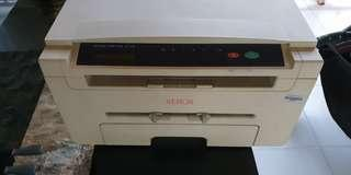 Xerox 3 in 1 Laser Printer Scan Copy