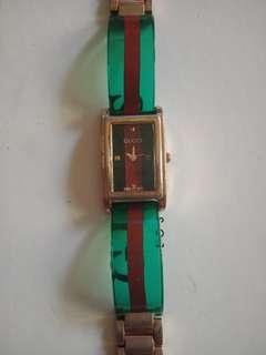 Gucci watch. Free ongkir