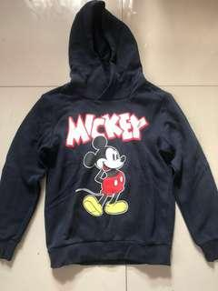 H&M Disney Mickey Mouse Hoodie Sweater