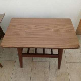 Teakwood Small Coffee Table