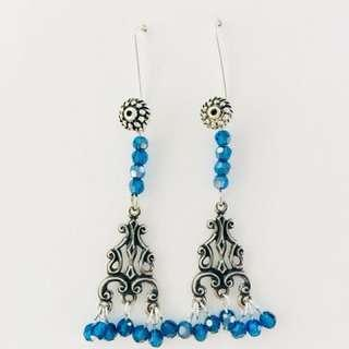 Swarovski Filigree earrings