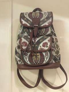 Backpack from turkey