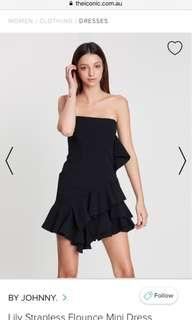 BY JOHNNY. - Lily strapless dress