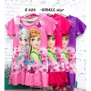 ❤Bargain Sale❤ Frozen Sisters Jersey Dress S020 *Buy any 3 and above@ RM11 each*