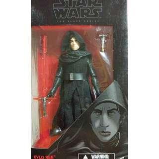 Star Wars MISB The Black Series Kylo Ren Unmasked 6 inch figure (NEAREST MRT)