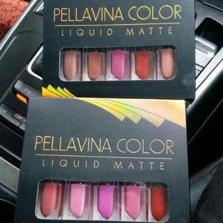 Pellavina Lipstick Liquid Matte