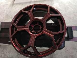 Reconditioned rims to let go cheap cheap