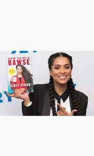 Lilly Singh How to be a Bawse (Hard cover)