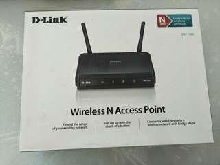 D_link wireless