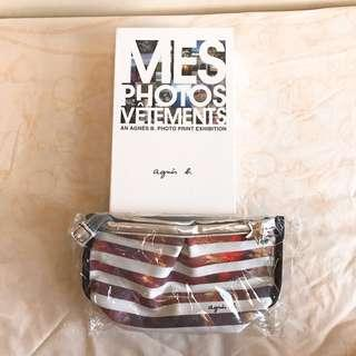 🚚 Agnes b. MES PHOTO VETEMENTS 化妝包