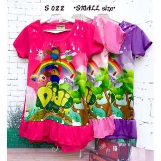 ❤Bargain Sale❤  Didi and Friends Jersey Dress S022 *Buy any 3 and above@ RM11 each*