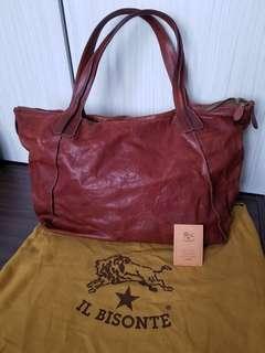 ☆sale☆il bisonte vintage bag (Made in Italy)