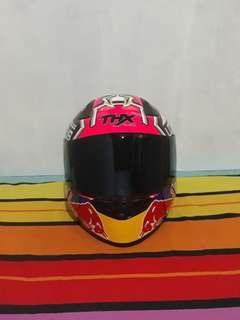THX NF300 MM 93 Pinky not Arai Shoei Airoh Agv Vemar Premier Kyt Icon Kbc Rsv