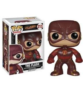 The Flash Funko Pop