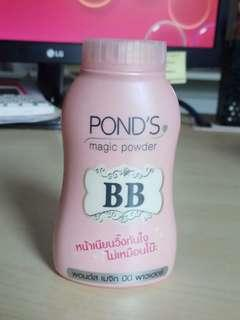 Bedak Tabur Magic Powder BB