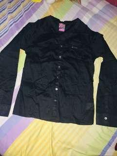 Lee longsleeves blouse / office attire (top&pants)