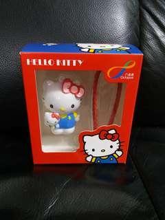 Hello Kitty 成人 八達通 配飾 octopus