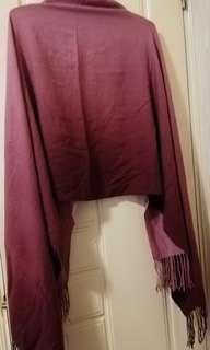 漸進式圍巾 Scarf