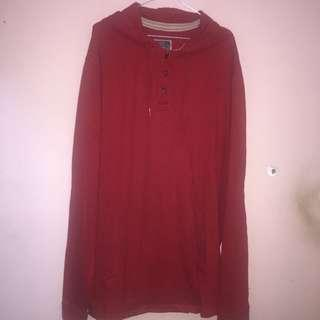 hoodie sweater st. johns bay