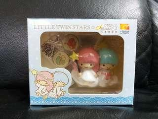 Little twin stars 成人八達通配飾octopus
