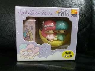 Little Twin Stars 小童版 八達通配飾 octopus