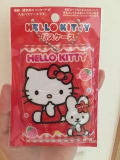 Hello Kitty Lanyard or card holder