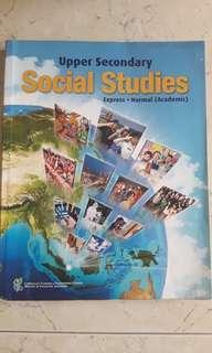 Upper secondary Social studies. Exp/Na