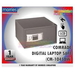 Morries CM 1045 DW Digital Laptop safe (Black)