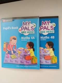 My Pals Are Here! Maths 4A & 4B