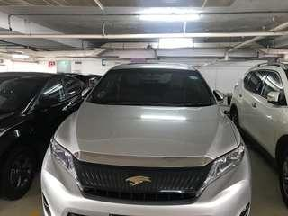 Toyota Harrier 2.0 Elegance Manual