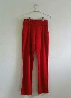 Red Pants #CNYRED
