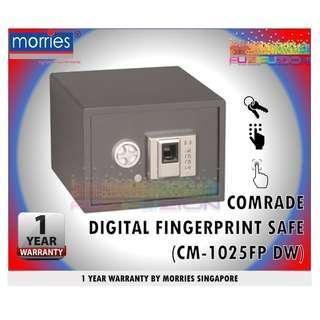 Morries CM 1025FP DW Digital Fingerprint/digital safe (Black)