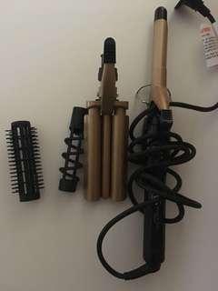 Vs Sassoon hair curler
