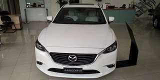 Mazda 6 Sedan & Estate Promo Gila! Bukan Civic Bukan Camry Bukan Accord!