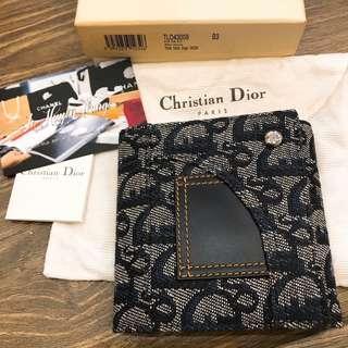 Unisex dior wallet