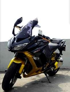PREOWNED KAWASAKI Z1000SX FOR SALE - DEC PROMOTION