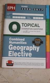 O level Geography Tys