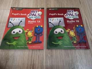 My pals are here math p1. 1a and 1b