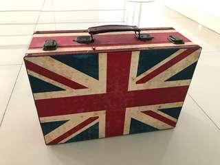 Koper Union Jack - Box Vintage - Inggris