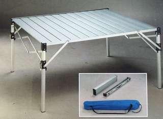🚚 鋁合金輕巧桌(Model 980H)-限自取(台南市區)