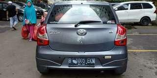 Toyota etios 2013 Manual G