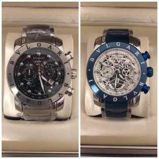Sale‼️Bvlgari Nuclear Neapon Tachymeter Mens Watch